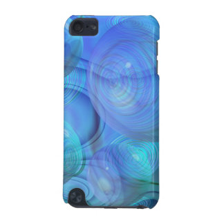 Inner Flow VI – Aqua & Azure Galaxy iPod Touch (5th Generation) Cases