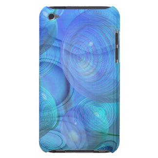 Inner Flow VI – Aqua & Azure Galaxy iPod Touch Case-Mate Case