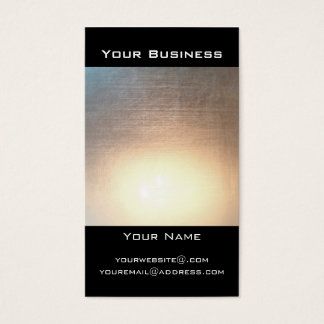 Inner Glow  Business Card