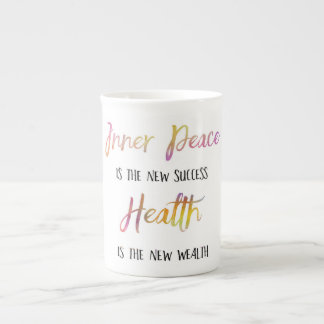 """Inner Peace is the new success"" Large Mug"
