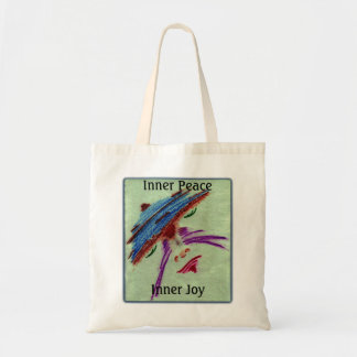 Inner Peace & Joy Tranquility Tote Bags