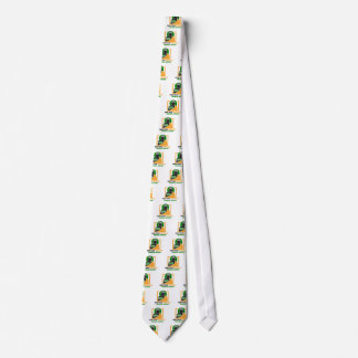 Inner Peace Stimulates Financial Success Tie