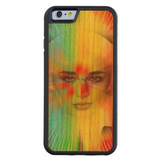 Inner Psyche Cherry iPhone 6 Bumper Case