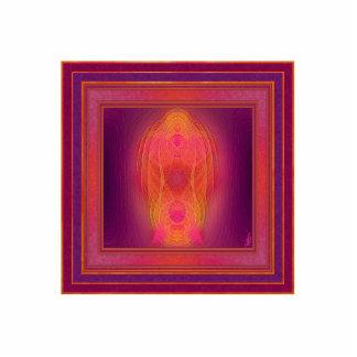 Inner Sanctum Abstract Art Photo Cutout