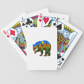Inner Sanctum Bicycle Playing Cards