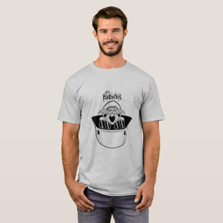 Inner Self Reflection Skull T-Shirt
