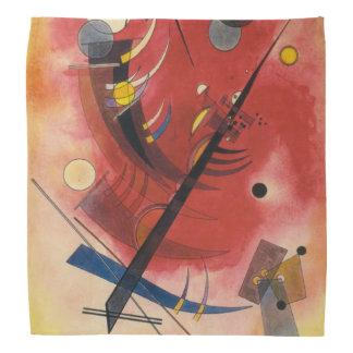 Inner Simmering Abstract Painting Bandana