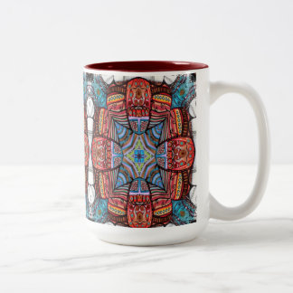 Inner Soul Two-Tone Coffee Mug