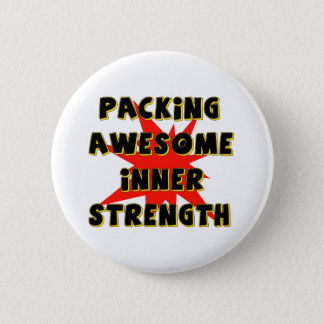 Inner Strength 2 Inch Round Button