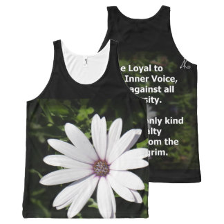 Inner Voice ... All-Over-Print Tank Top