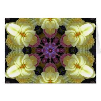 Inner Wisdom Mandala Card