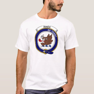 Innes Clan Badge T-Shirt