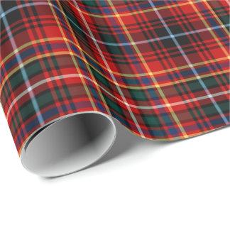 Innes Clan Tartan Wrapping Paper