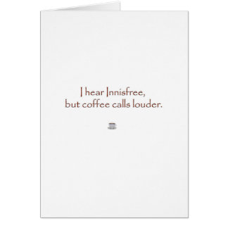 Innisfree Vs. Coffee Card