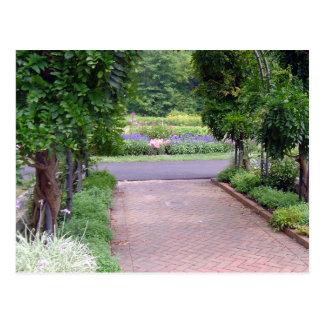Inniswood Garden Postcard