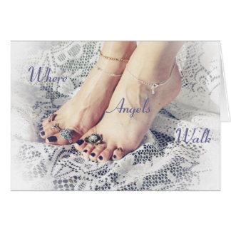 """Innocence & Beauty"" series card"