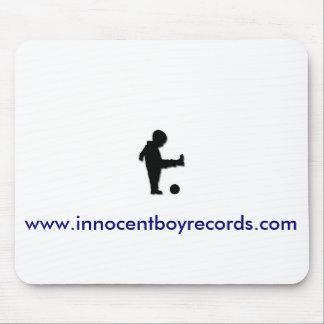 Innocent Boy Records Mousepad