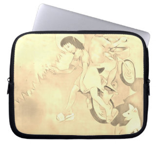 Innocent Days Laptop Sleeve