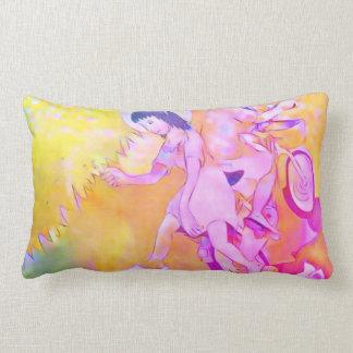 Innocent Days Lumbar Pillow