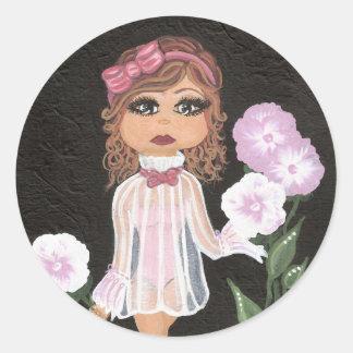 Innocents Quantum Cutie Girl Sticker