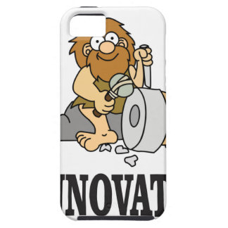 innovation caveman iPhone 5 cover