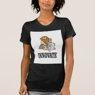 innovation caveman T-Shirt