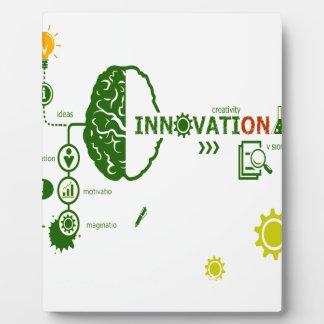 Innovation Day - Appreciation Day Plaque