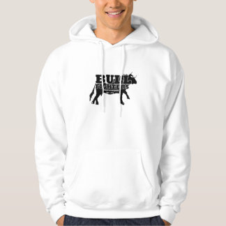 "InnovativDezynz's ""BULL FIGHTERS"" Hoodie"