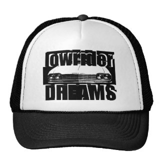 "InnovativDezynz's ""LOWRIDER DREAMS"" Caps Trucker Hat"