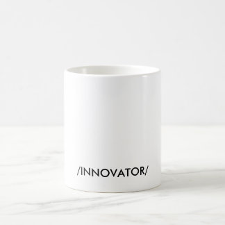 """INNOVATOR"" COFFEE MUG"