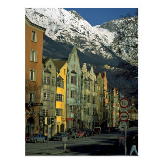 Innsbruck, Austria in Europe Postcard