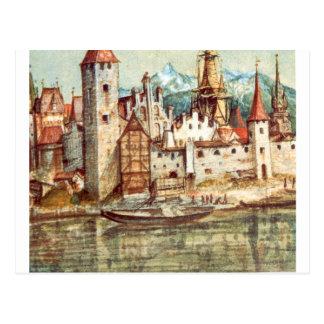 Innsbruck by Albrecht Durer Postcard