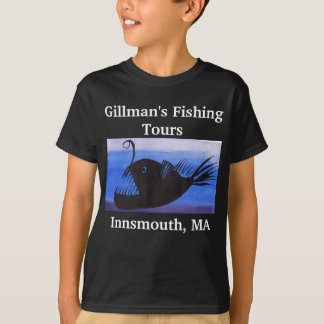 Innsmouth Fishing Tours Shirts