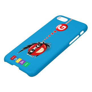 Ino AI G Force Social Supermodel iPhone 7 Case