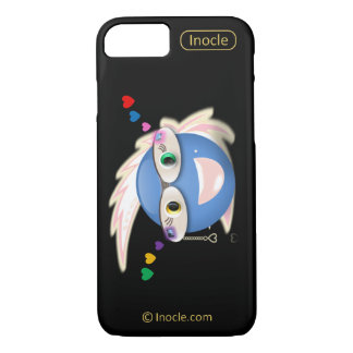 Ino Goofy Shake Supermodel iPhone 7 Case (Black)
