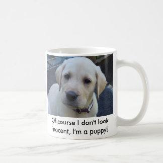 Inocent Charlie Coffee Mug