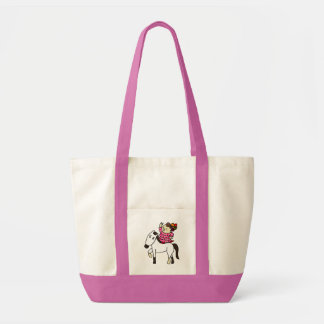 inparusutoto it is good child white tote bag