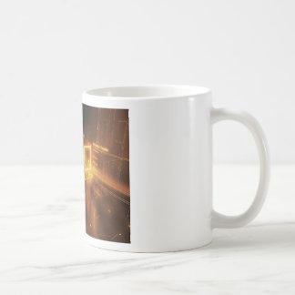 Input Coffee Cup2 Basic White Mug