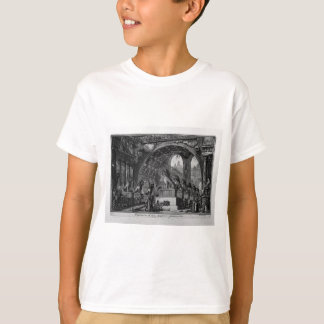 Input of an old high school by Giovanni Battista T-shirt