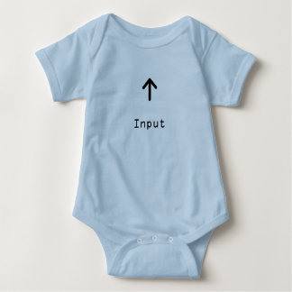 Input / Output Baby Bodysuit