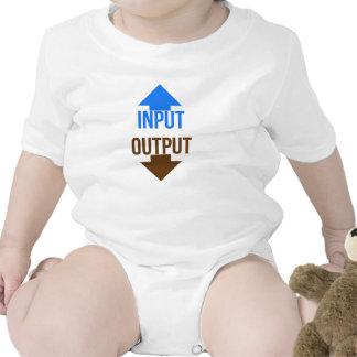 Input/Output Baby Shirt