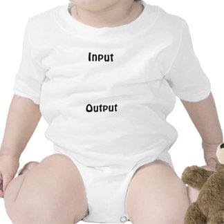 Input Output Tee Shirts