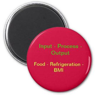 Input Process Output Magnet