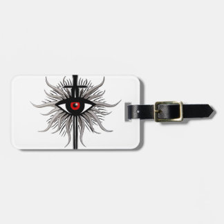 Inquisition Symbol Luggage Tag