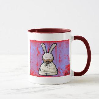 insane bunny ringer mug