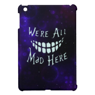 Insane Cat iPad Mini Case