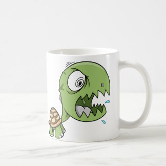 Insane Crazy Tough Turtle Coffee Mug