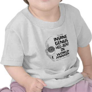 Insane Genius Tee Shirt