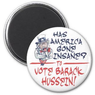 Insane Hussein magnet