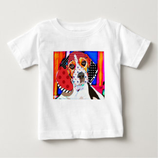 Insane person for Beagle Baby T-Shirt